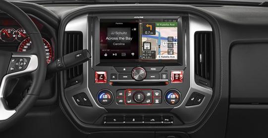 Alpine X110-SRA - Audio Crafters